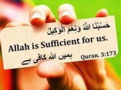 Allaah is sufficient for us