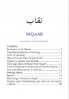Niqaab, According to the Qur'aan and Sunnah