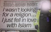 Victim Help Leads UK Policewoman to Islam
