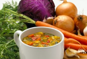Tasty Vegetable Soup Recipe